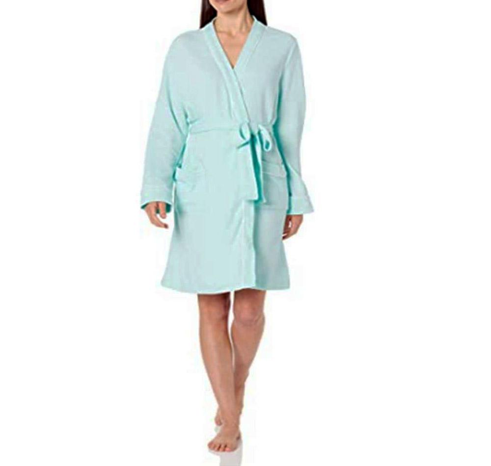 Albornoz de mujer Amazon Essentials Kimono