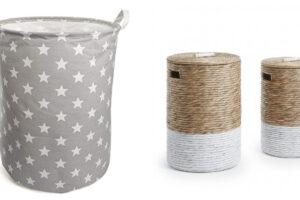 Los 10 mejores cestos para ropa sucia