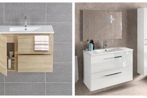Los 10 mejores muebles de baño pequeños