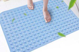 Las 10 mejores alfombras antideslizantes para bañera