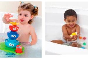 Los 10 mejores juguetes de baño para bebé